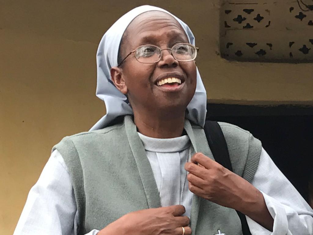 Sister Mary Mukanyangezi