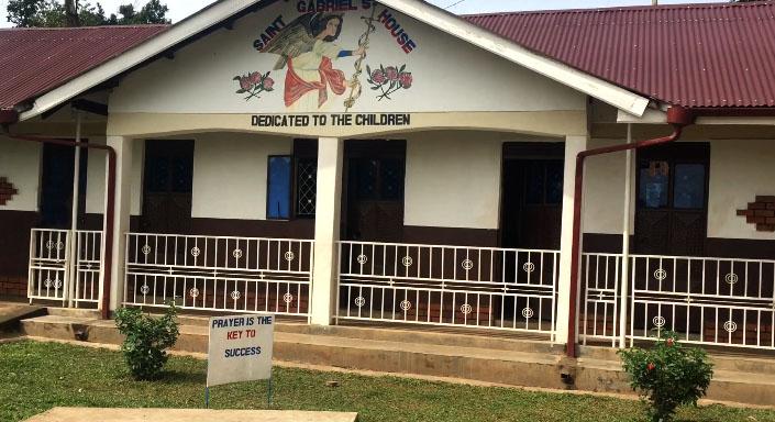 St Gabriel's Children's Home, Fort Portal, Uganda Is part of Good Shepherd School